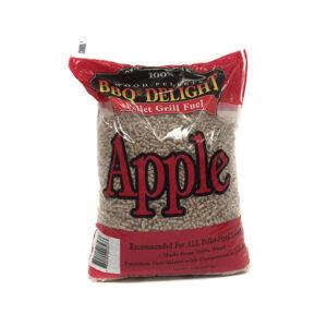 BBQ'rs Delight Apple Pellet Grill Fuel - 9kg