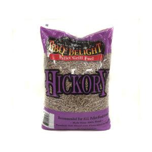 BBQ'rs Delight Hickory Pellets - 9kg