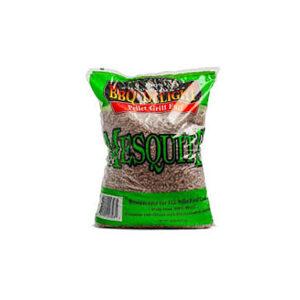 BBQ'rs Delight Mesquite Pellets - 9KG