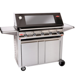 Beefeater Signature 3000E 5 Burner Cart