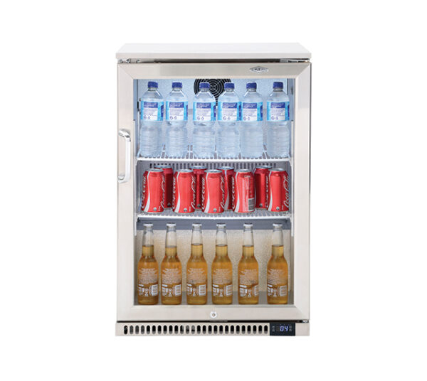 Beefeater 120L Single Door Fridge
