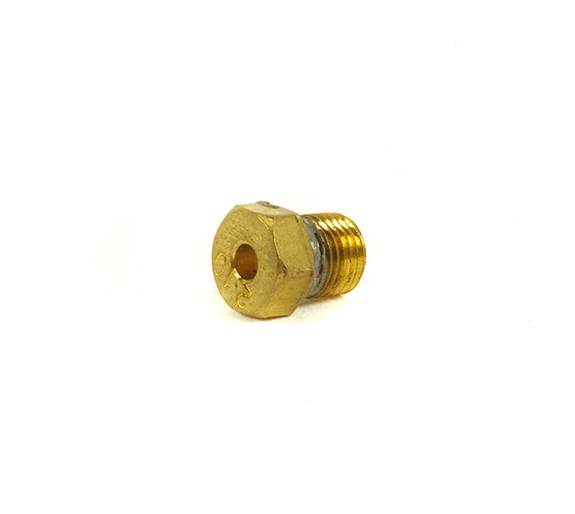 BEEFEATER SIGNATURE SIDE BURNER PRE QUARTZ IGNITION NATURAL GAS INJECTOR 1.90MM