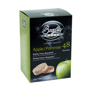 Bradley Bisquettes Apple (48 Pack)