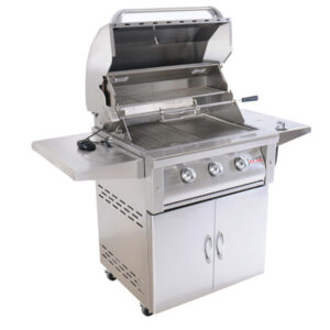 "Grandfire 30"" Deluxe Trolley BBQ"
