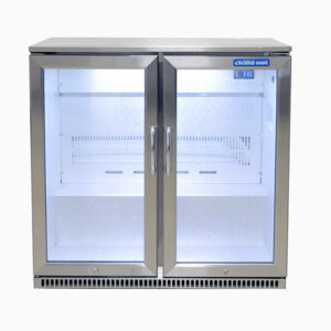 Grandfire Double Door Fridge