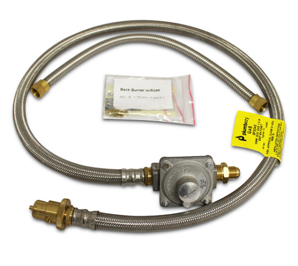 """Grandfire Natural Gas Kit for 26""""Classic"""