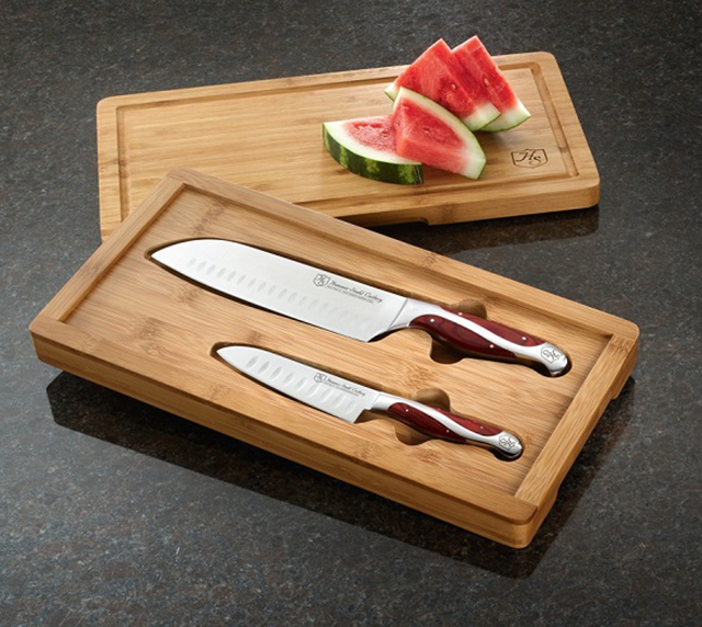 Hammer Stahl 2 piece Bamboo Set - includes 7.5