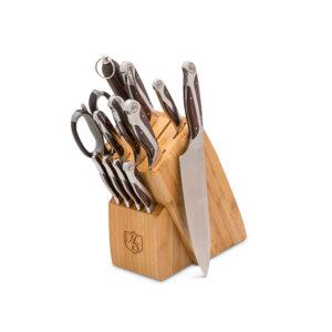 Hammer Stahl 12pc Chefs Knife Set