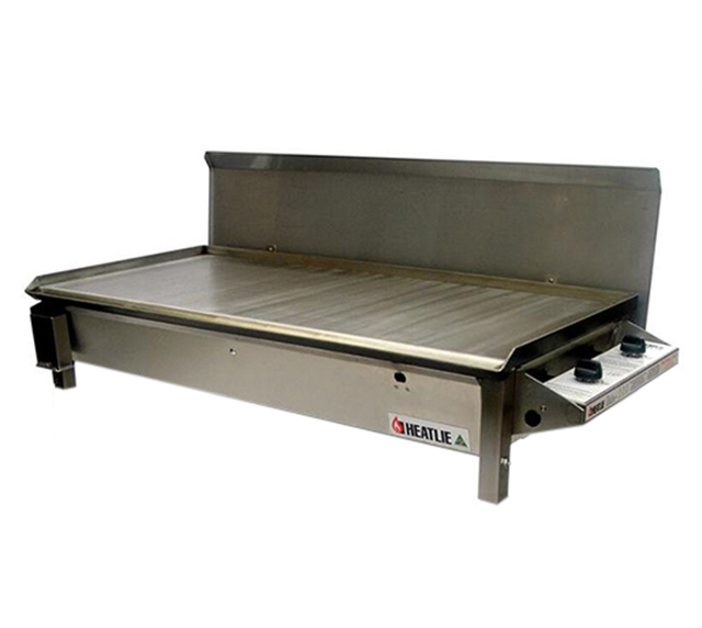 Heatlie 1150mm Stainless Steel Built In BBQ BBQ