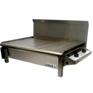 Heatlie 700mm Stainless Steel Built In BBQ