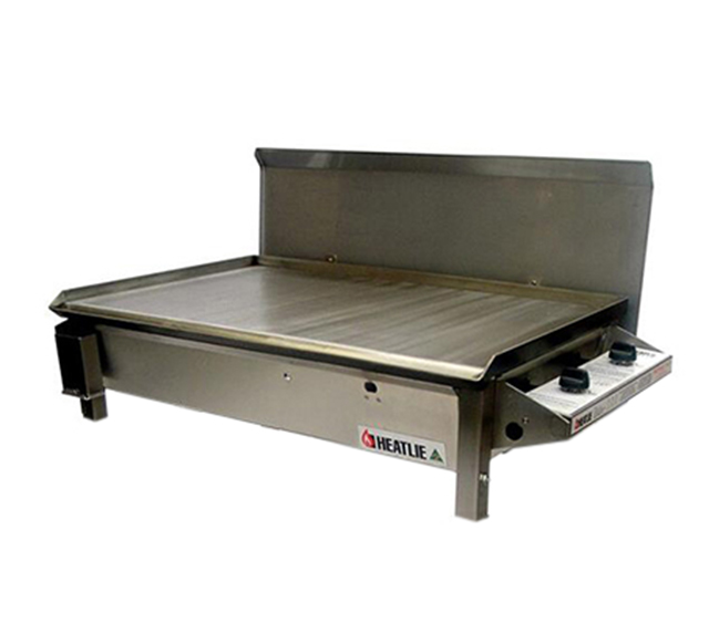 Heatlie 850mm Stainless Steel Built In BBQ