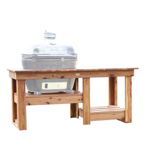 Primo Offset Spotted Gum Table for XL400 (605)