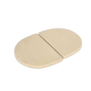 Primo Oval XL400 Ceramic Heat Deflector Plates (324)