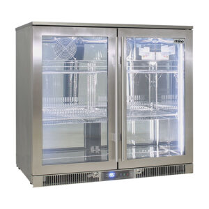Rhino Envy 2 door fridge
