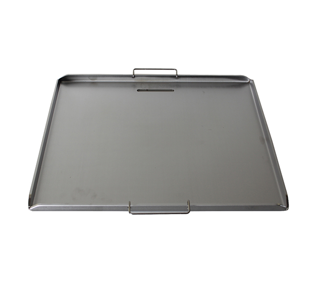 Stainless Steel Top Notch Hot Plate 485mm x 392mm for Beefeater Signature 4 Burner BBQS