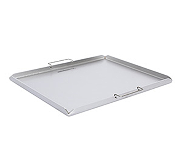 Stainless Steel Top Notch Hot Plate 492mm x 317mm For Weber Genesis 300 Series