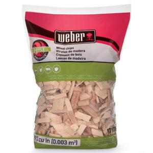 Weber Apple Chips 900g