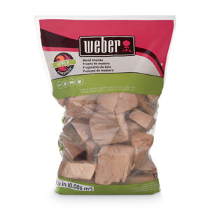 Weber Apple Chunks 1.8KG