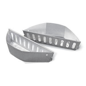 Charcoal Baskets for Weber Kettles (Pair)