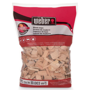 Weber Cherry Chips 900g