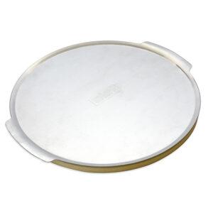 Large Pizza Stone with Serving Tray