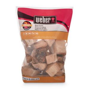 Weber Pecan Chunks 1.8KG