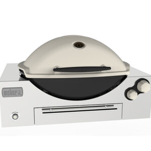 Weber Family Q3600 Built-In LP