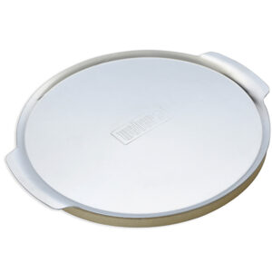 Small Pizza Stone with Serving Tray