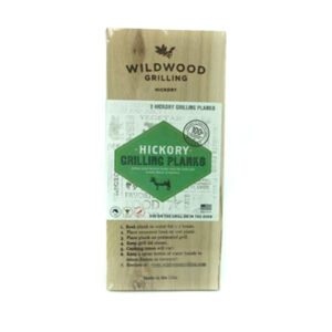 Hickory Grilling Planks 28cm x 12.5cm (Set of 2)