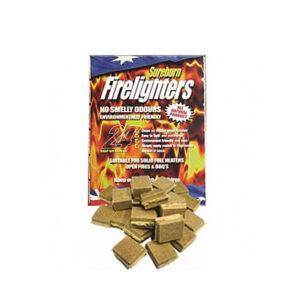 Sureburn Firelightes Pack of 24