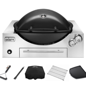 Weber Family Q3600 Built In Black LP