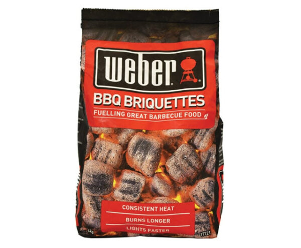 Weber 4kg Briquettes