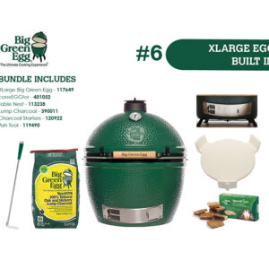 Big Green Egg XLarge - Bundle 6