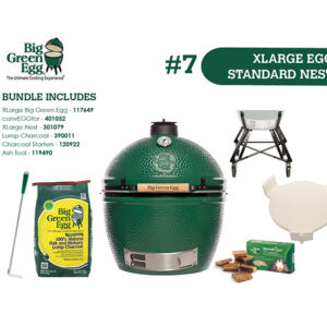 Big Green Egg XLarge - Bundle 7