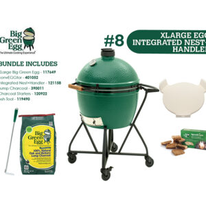 Big Green Egg XLarge - Bundle 8