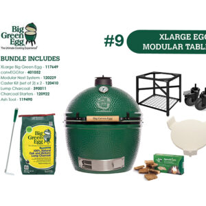 Big Green Egg XLarge - Bundle 9